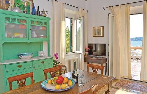 Ferienwohnung Ligurien Privat Für 6 Personen In Rapallo   Esszimmer
